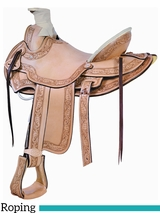 "** SALE ** 16"" Billy Cook Cimarron Ranch Roper Saddle 291800"