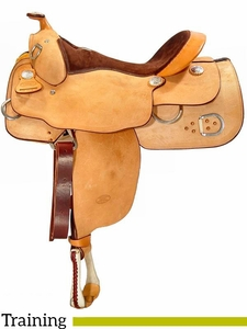 "15.5"" to 17"" Billy Cook Training Saddle 9030"