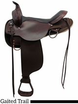 Circle Y El Campo Cordura Gaited Trail Saddle 6970