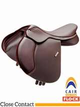 "** SALE ** 16.5"" to 17.5"" Wintec 500 Close Contact Saddle 663175"