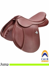"16.5"" to 18"" Bates Hunter Jumper Saddle 010"