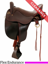 "16.5"" Tucker Gen II Bayou Plantation Saddle 140 CLEARANCE"