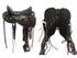 "16.5"" Used Tucker Gen II Tevis Competitor Wide Endurance Saddle 151 ustk3706 *Free Shipping*"