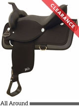 "16"" Abetta Equis All-Around Saddle 20516 CLEARANCE"