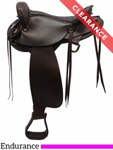"16"" American Saddlery Endurance Saddle 805 CLEARANCE"