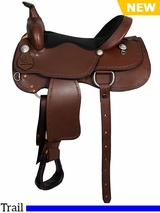 "** SALE ** 16"" American Saddlery Lexie Collection Trail Saddle 601"