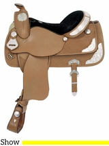 "16"" American Saddlery MasterCraft Showmaster Show Saddle 1998"