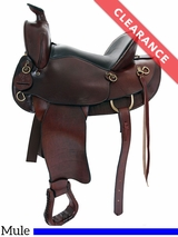 "16"" American Saddlery The Mule Tamer Saddle 1740 CLEARANCE"