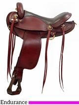 "16"" Big Horn Flex Endurance Saddle 805"