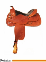 "16"" Big Horn Reining Saddle 863"