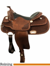 "16"" Billy Cook Classic Reining Saddle 2384"