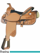 "** SALE ** 16"" Billy Cook Uvalde Roping Saddle 291608"