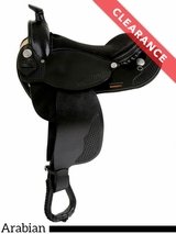 "16"" Dakota Arabian Horse Saddle 5319 CLEARANCE"
