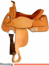 "** SALE ** 15"" to 17"" Dakota Penning Saddle 9506"