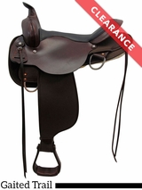 "SOLD 18/05/12 16"" High Horse by Circle Y El Campo Cordura Medium Gaited Trail Saddle 6970 CLEARANCE"