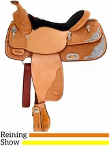 "** SALE ** 16"" Billy Cook Pleasure Reiner Show Saddle 3299"
