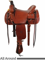"16"" The Sagebrush Rider All Around Saddle by Colorado Saddlery 100-6327"