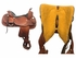 """16"""" Used Crates Wide Reining Saddle 2221-4W uscr3873 *Free Shipping*"""