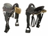 "16"" Used Crest Ridge Wide Endurance Saddle 106 uscr3778 *Free Shipping*"