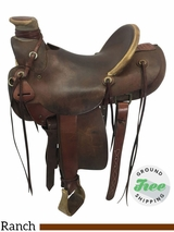 "15.5"" Used McCall's Medium Rancher 515 1299 usmc3650 *Free Shipping*"
