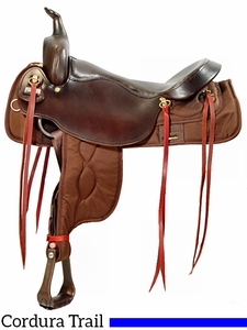 """** SALE ** 16"""" 17.5"""" Big Horn Draft Synthetic Saddle 296"""