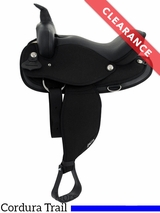 "15"" Abetta Sublime Super Cushion Trail Saddle 20500 CLEARANCE"