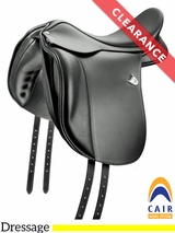 "18"" Bates Wide Dressage Saddle 663665 CLEARANCE"