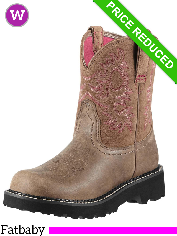 B Medium Women's Ariat Boots 10000822 CLEARANCE