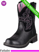 6.5B Medium Women's Ariat Boots 10004729 CLEARANCE