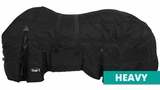 600D Stable Blanket with Belly Wrap, Med/Heavy