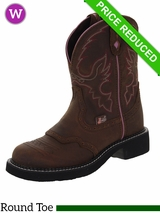 6B Medium Women's Justin Boots CLEARANCE