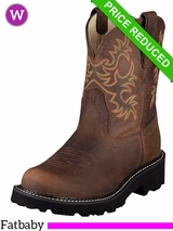 6B Medium Women's Ariat Boots 10007646 CLEARANCE