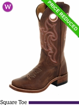 7.5B Medium Women's Boulet Boots CLEARANCE