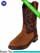 7 EE Wide Rocky Men's Boots CLEARANCE