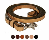 7ft Circle Y Contest Reins 4715