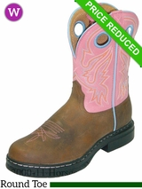 9.5B Medium Women's Twisted X Boots CLEARANCE