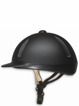 Air-Lite Dura Soft Black Helmet by IRH