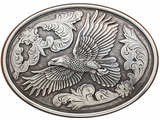 American Eagle Belt Buckle by Nocona