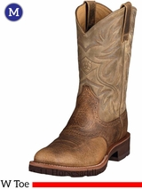 Ariat Men's Heritage Crepe Boots W Toe Earth 10002559