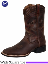 Men's Ariat Sport Wide Square Toe Boots 10010963