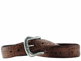 Ariat Mens Adobe Clay Western Belt A10011717