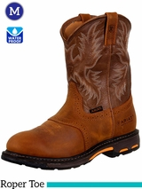 Ariat Mens Workhog Pull-On H2O Work Boot 10008633