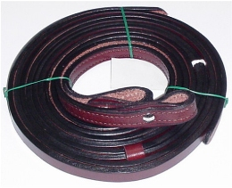 Big Horn 2 Piece Reins double 2brown rbh3516