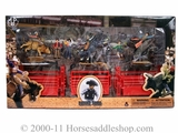 Bigtime Rodeo Bull Rider Rodeo Set 50652