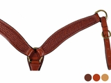 Billy Cook Jody Ramer Basketweave  Roping Breastcollar 12-918
