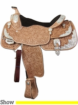 """16"""" Billy Cook Wide Show Saddle 9002 *ON SALE NOW*"""