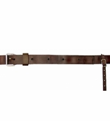Black  or Brown Big Horn Tuffy Nylon Flank Strap fsbh4809