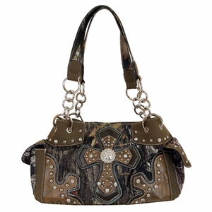 Blazin Roxx Mossy Oak Shoulder Bag N75194222