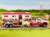 Breyer Stablemates Animal Rescue Set with Lights and Siren 5352