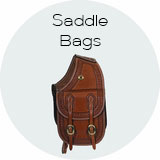 Cantle, Horn, and Saddle Bags